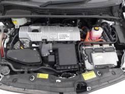 Вариатор. Toyota Prius, ZVW30 Двигатель 2ZRFXE