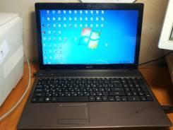 """Acer Aspire 5253. 15.4"""", 1 000,0ГГц, ОЗУ 3072 Мб, диск 305 Гб, WiFi, Bluetooth, аккумулятор на 1 ч."""