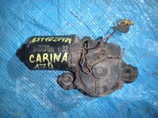 Мотор стеклоочистителя. Toyota Carina, AT175, ST170, CT176, ST170G, ET176, CT170, AT170, AT171, AT170G, CT170G