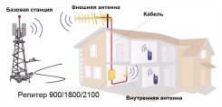 Установка GSM усилителей