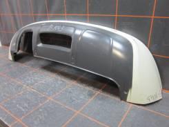 Накладка на бампер. Audi Q3