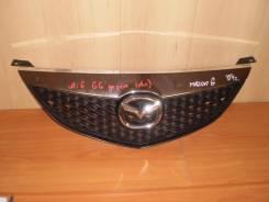 Решетка радиатора. Mazda Mazda6, GG