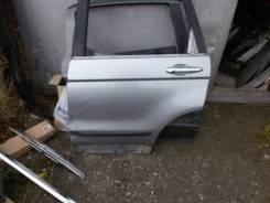 Дверь Honda CR-V, левая задняя. 2007-2012.
