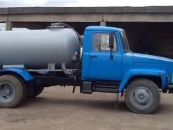 ГАЗ 3307. Газ 3307 ассенизатор цистерна, 3 000куб. см.