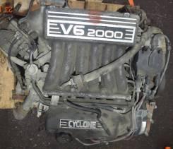 Двигатель. Mitsubishi Galant, E17A