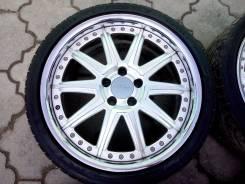 Продам отличный комплект колёс Schnell R19. 8.5/10.0x19 5x114.30 ET40/45 ЦО 73,1мм. Под заказ