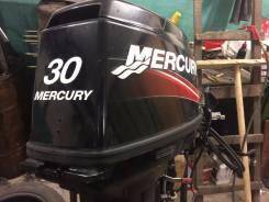 Mercury. 30,00л.с., 2х тактный, бензин, нога S (381 мм), Год: 2014 год