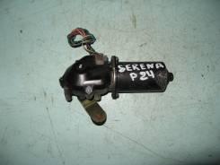 Мотор стеклоочистителя. Nissan Serena, PC24