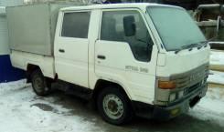 Toyota Dyna. Продам двухкабинник., 2 000 куб. см., 1 250 кг.