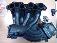 Коллектор впускной. Toyota: Alphard, Kluger V, Windom, Harrier, Camry Lexus: RX330, RX350, ES330, ES300, RX300 Двигатель 1MZFE