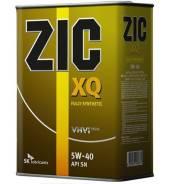 ZIC XQ. Вязкость 5W-40, синтетическое