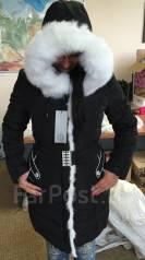 Пальто-пуховики. 44