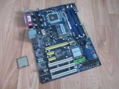 Материнская Плата 945P7AE LGA775(не стартует)+Процессор(рабочий)! торг!