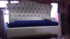 Изготовление корпусной мебели, кроватей по индивидуальным размерам.