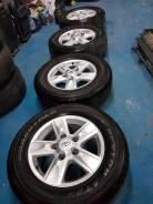 Рестайлинговые колёса от Land Cruiser 200. 8.0x18 5x150.00 ET60