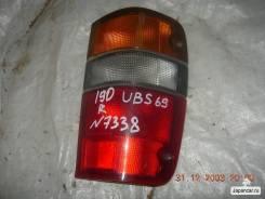 Стоп-сигнал. Isuzu Bighorn, UBS73GW, UBS73DW, UBS69GW, UBS69DW