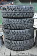Hankook Winter i*Pike RS W419. Зимние, шипованные, износ: 5%, 4 шт