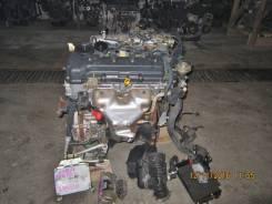 Двигатель. Nissan Sunny, FB15 Nissan AD, WFY11, VFY11 Nissan Wingroad, VFY11, WFY11 Двигатель QG15DE