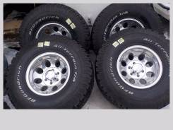 BFGoodrich All-Terrain T/A. Грязь AT, 2010 год, износ: 5%, 4 шт
