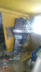 Tohatsu. 140,00л.с., 2х тактный, бензин, нога X (635 мм), Год: 1997 год