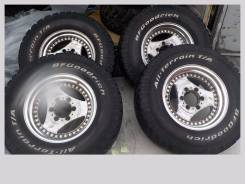 BFGoodrich All-Terrain T/A. Грязь AT, 2007 год, износ: 20%, 4 шт
