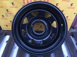 Off-Road-Wheels. 8.0x16, 6x139.70, ET-10, ЦО 110,0мм.