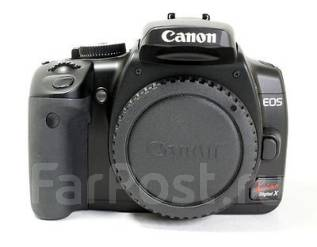 Canon EOS 400D Body. 10 - 14.9 Мп, зум: без зума