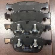 Колодка тормозная дисковая. Volvo XC60, DZ95, DZ80, DZ87, DZ90, DZ69, DZ47, DZ82, DZ31 Двигатели: B, 6324, S5, D, 5244, T17, T16, 6304, T4, T5, 4204...