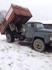 ГАЗ 53. Продам самосвал ., 4 200 куб. см., 3 500 кг.