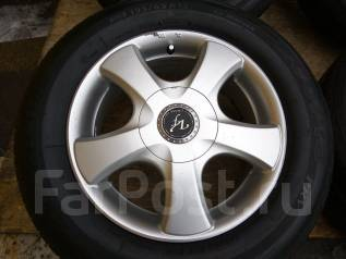 Продам комплект летних шин 195/65R15 на литых дисках. 5x100.00, 5x114.30 ET50
