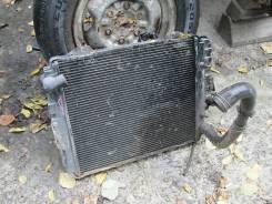 Радиатор охлаждения двигателя. Nissan Vanette Nissan Largo