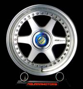 Black Racing. 6.0x16, 4x114.30, ET25, ЦО 60,1 мм.