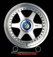 Black Racing. 6.0x16, 4x114.30, ET25, ЦО 60,1мм.