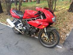 Ducati Supersport 900. 900 куб. см., исправен, птс, с пробегом