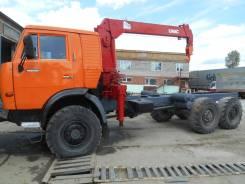 Установка КМУ на грузовики