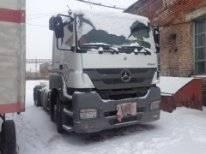 Mercedes Benz Axor 1835 LS. Продам тягач мерседес 1835LS 2011 года выпуска, 11 967 куб. см., 11 000 кг.