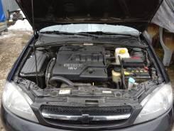 Двигатель. Chevrolet Lacetti Двигатель F14D3