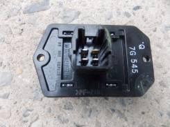 Сопротивление мотора отопителя. Toyota Probox, NCP51V