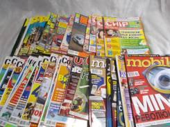 Журналы компьютерной и автомобильной тематики