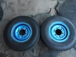 Bridgestone Blizzak W965. Зимние, без шипов, 2007 год, износ: 30%, 2 шт