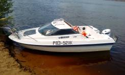 Yamaha SR-17. Год: 1999 год, длина 5,20м., двигатель подвесной, 60,00л.с., бензин