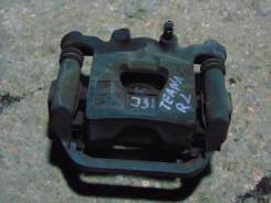 Суппорт тормозной. Nissan Teana, J31 Двигатель VQ23DE