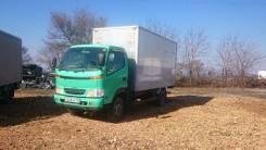 Toyota Dyna. Продается фургон Toyota DYNA, 4 613 куб. см., 3 000 кг.