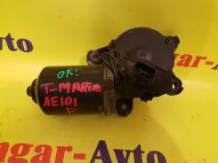 Мотор стеклоочистителя. Toyota Sprinter Marino, AE101 Двигатель 4AFE