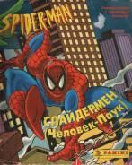 Альбом spider man panini