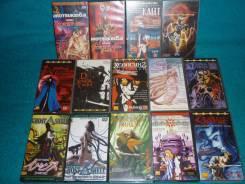 Аниме видео кассеты VHS