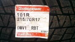 Bridgestone. Зимние, без шипов, 2012 год, без износа, 4 шт