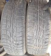 Bridgestone Dueler H/T D687. Всесезонные, 2003 год, без износа, 2 шт