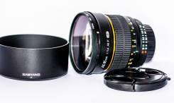 Продам объектив Samyang 85 f/1.4 AS IF UMC как новый. Для Nikon, диаметр фильтра 72 мм