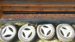 Комплект колёс R13. 5.0x13 4x98.00 ET38 ЦО 66,0мм.